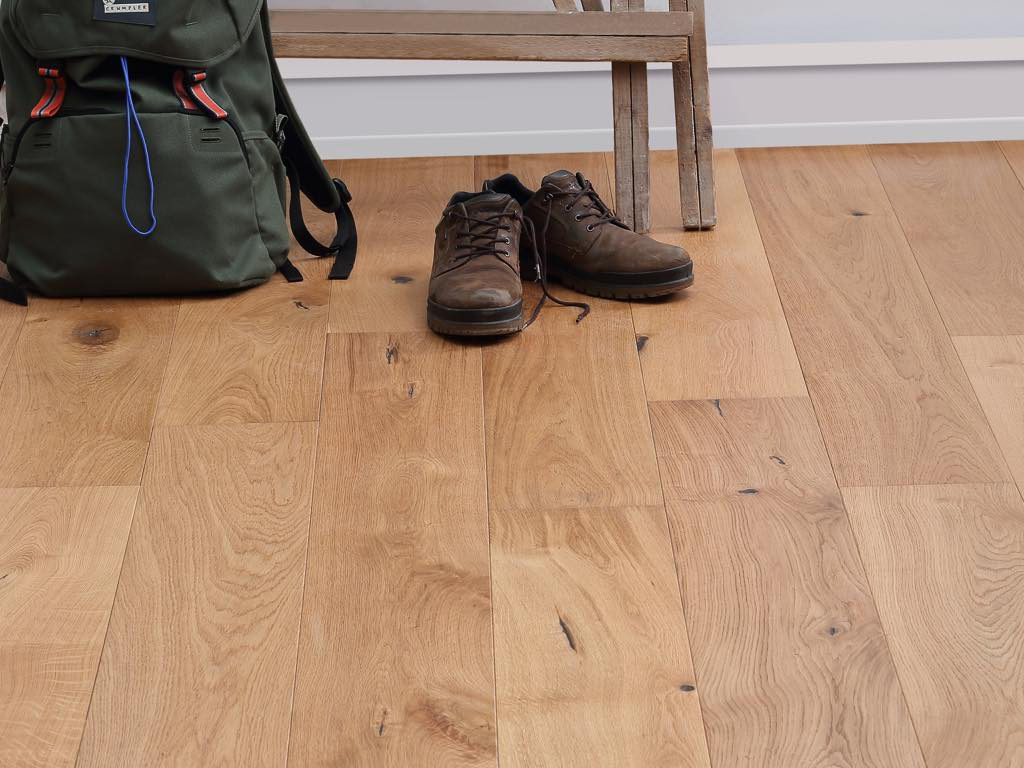 Product Gallery - Elegant & Premiere Oak - Natural